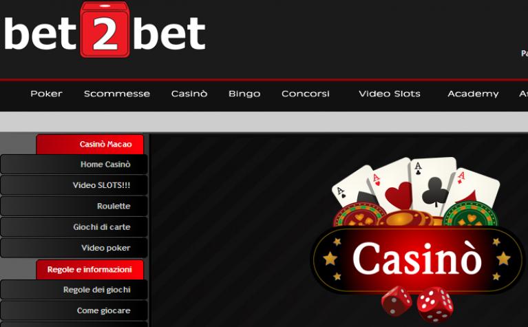 Lista casino autorizzati aams