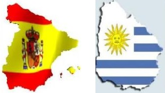 Spagna uruguay