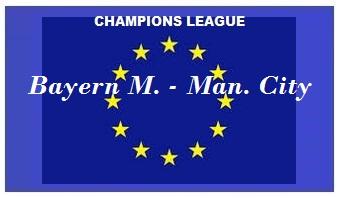 img Bayern M. - Man. City CL