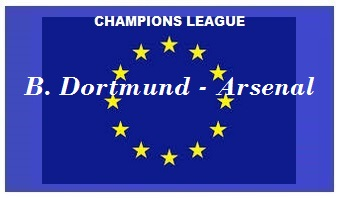 img Dortmund - Arsenal CL