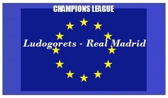img Ludogorets Razgrad - Real Madrid Leg