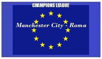 img Man City Roma Champions Leg