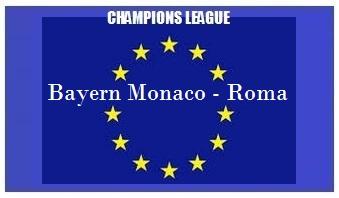 img Champions Bayern Monaco - Roma