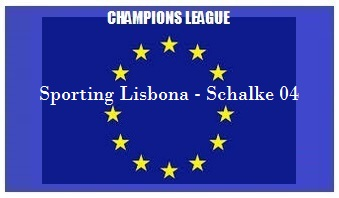 img Champions Sporting Lisbona - Schalke 04