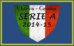 img SERIE A Chievo - Cesena