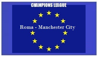 img generale CL Roma - Manchester City