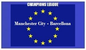 img generale Champions L Manchester City - Barcellona