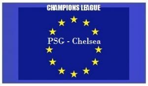 img generale Champions L PSG - Chelsea