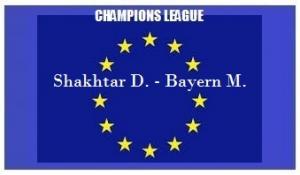 img generale Champions L Shakhtar Donetsk - Bayern Monaco