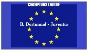 img generale Champions L Borussia Dortmund - Juventus