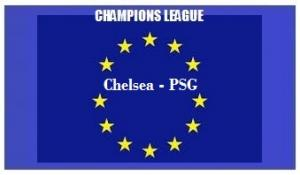 img generale Champions L Chelsea - Paris Saint Germain