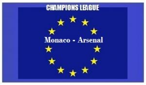 img generale Champions L Monaco - Arsenal