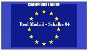 img generale Champions L Real Madrid - Schalke 04