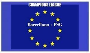 img generale Champions L Barcellona - Paris Saint Germain