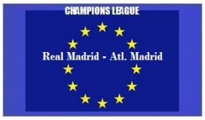 img generale Champions L Real Madrid - Atletico Madrid