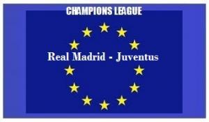 img generale Champions L Real Madrid - Juventus