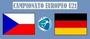 Europeo U21 Rep. Ceca - Germania