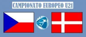 Europeo U21 Rep.Ceca - Danimarca