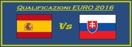 Img EU2016  Spagna - Slovacchia