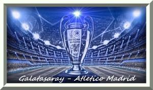 img CL Galatasaray - Atl. Madrid