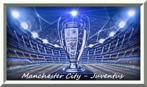 img CL Mnachester City - Juventus