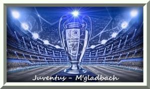img CL Juventus - M'gladbach