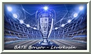 img CL BATE Borisov - Leverkusen