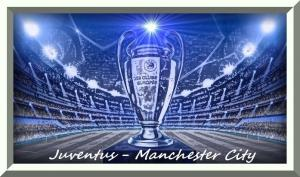 img CL Juventus - Manchester City