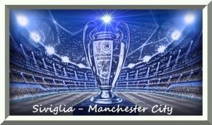 img CL Siviglia - Manchester City