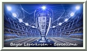 img CL Bayer Leverkusen - Barcellona