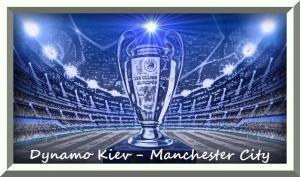 img CL Dynamo Kiev - Manchester City