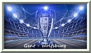 img CL Gent - Wolfsburg