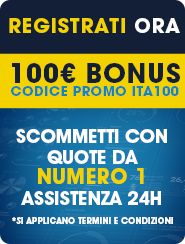 William Hill scommesse online e bonus di benvenuto