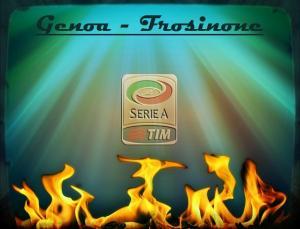 Serie A Genoa - Frosinone