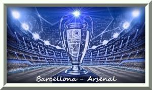img Barcellona - Arsenal