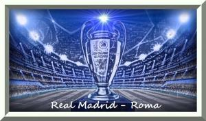 img CL Real Madrid - Roma