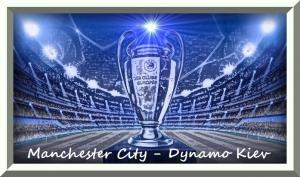 img Manchester City - Dynamo Kiev
