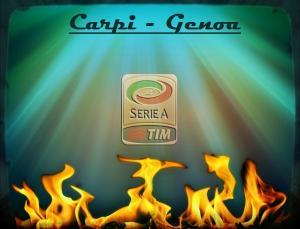 Serie A 2015-16 Carpi - Genoa