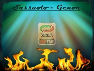 Serie A 2015-16 Sassuolo - Genoa