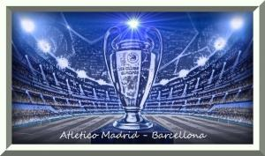 img CL Atletico Madrid - Barcellona