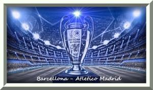 img CL Barcellona - Atletico Madrid