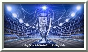 img CL Bayern Monaco - Benfica