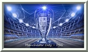 img CL Manchester City - Paris Saint Germain