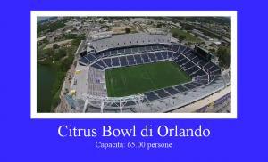 Citrus Bowl di Orlando, Florida