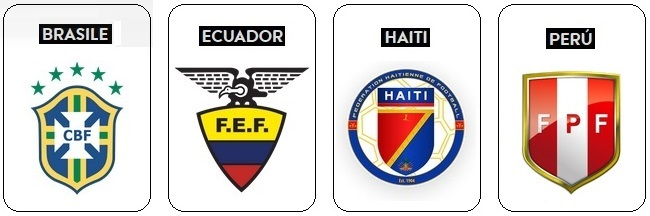 Gruppo B Copa America 2016
