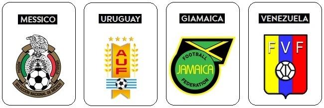 Gruppo C Copa America 2016