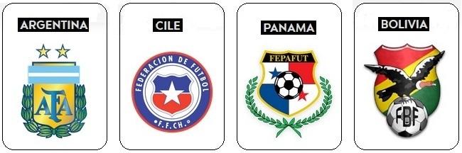 Gruppo D Copa America 2016