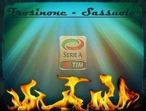Serie A 2015-16 Frosinone - Sassuolo