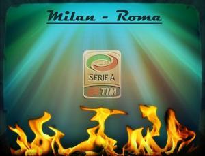 Serie A 2015-16 Milan - Roma