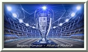 img CL Bayern Monaco - Atletico Madrid